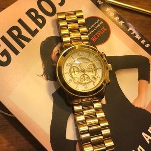 Michael Kors oversized watch.. final price